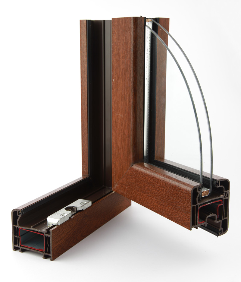 Infissi legno pvc in serramenti amelia terni umbria for Finestre in pvc