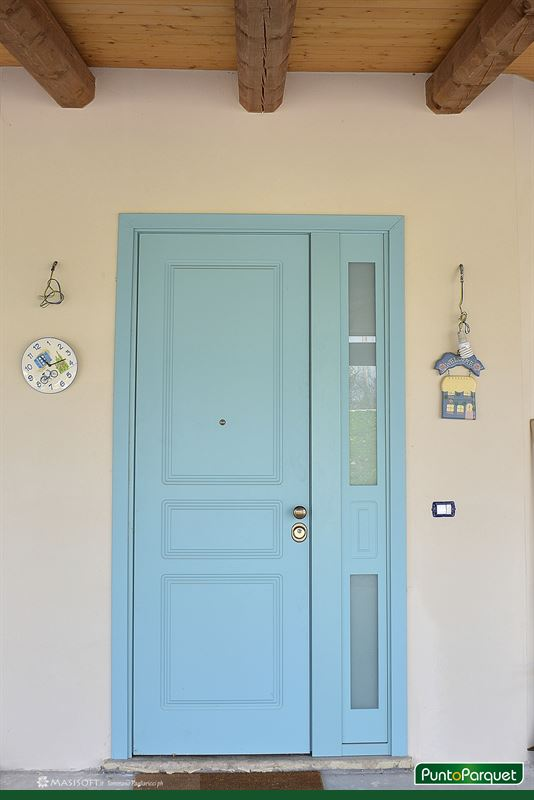 Portoncini in alluminio - Punto sicurezza casa ...
