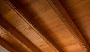 perlinato in legno - tavolato
