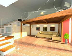 Consulenza progettazione interni esterni casa