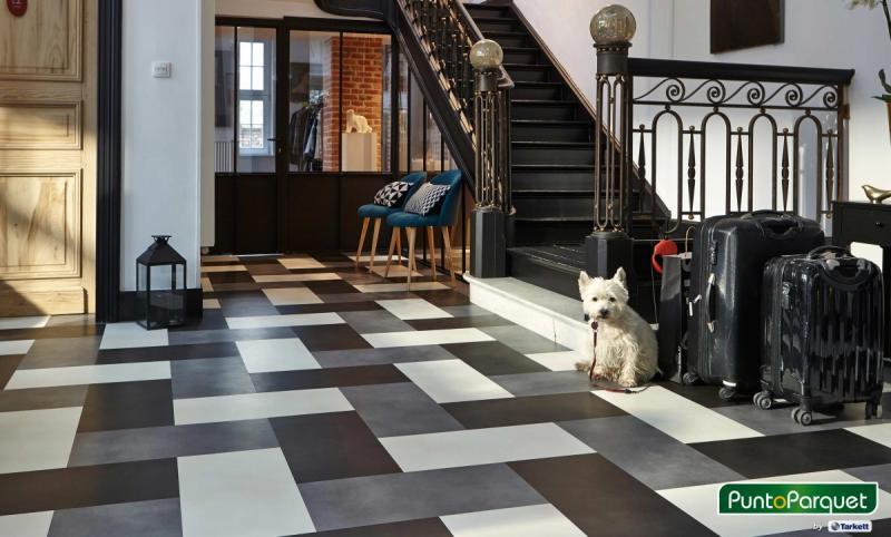 Pavimenti vinilici di lusso LVT: praticità ed estetica in un unico elemento architettonico.