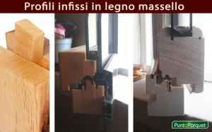 Il nostro showroom ad Amelia (TR) Umbria dispone di numerosi campioni di profili per infissi di finestre e porte finestre, da vedere e toccare con mano
