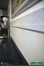 Rinnovo arredamento pizzeria Terni - Rivestimenti autoadesivi PVC