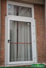 Serramenti in PVC - Porta finestra con maniglia antipanico - Hotel de Paris  - Terni Umbria