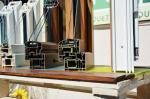 Profili per infissi in PVC a camera singola, doppia camera, bianchi, laccati o effetto legno, Punto Parquet Amelia Terni Umbria