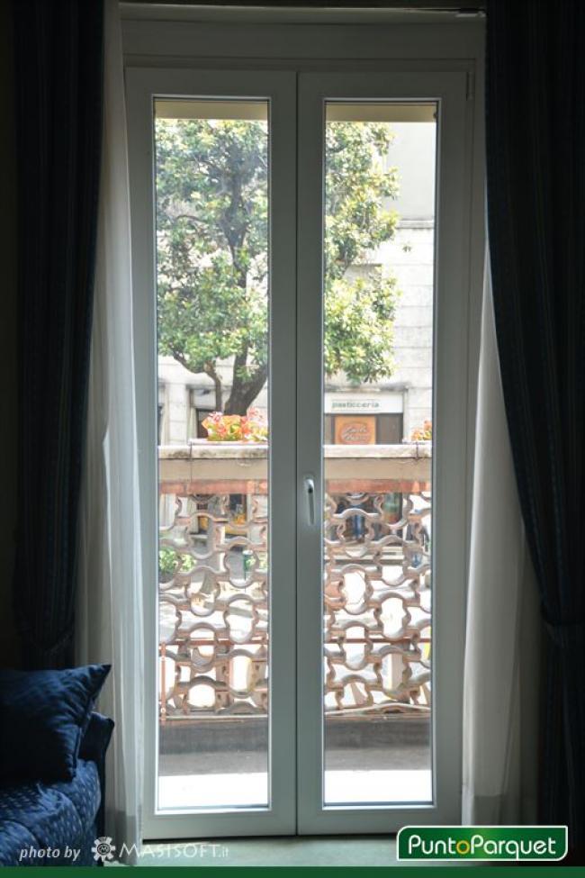 Porta finestra in PVC - Hotel de Paris  - Terni Umbria