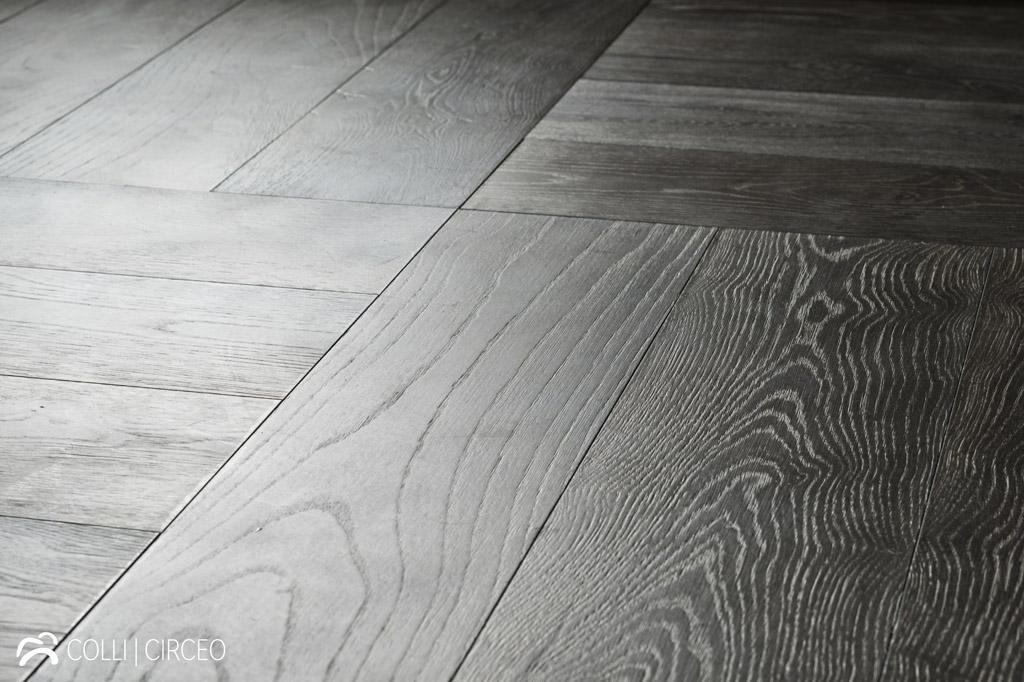 Pavimento in legno - Parquet rovere