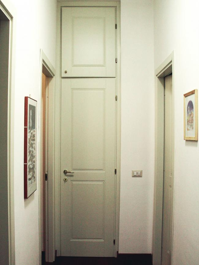 porte avorio parquet in iroko