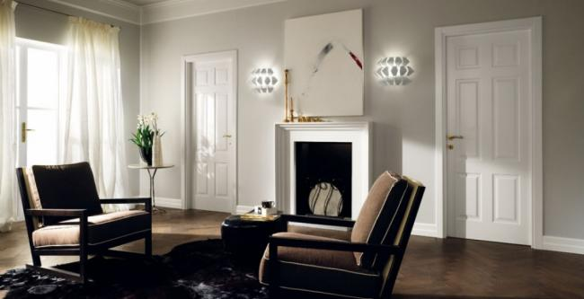 legno-bianche-porte-interne-classiche-laminato-classiche