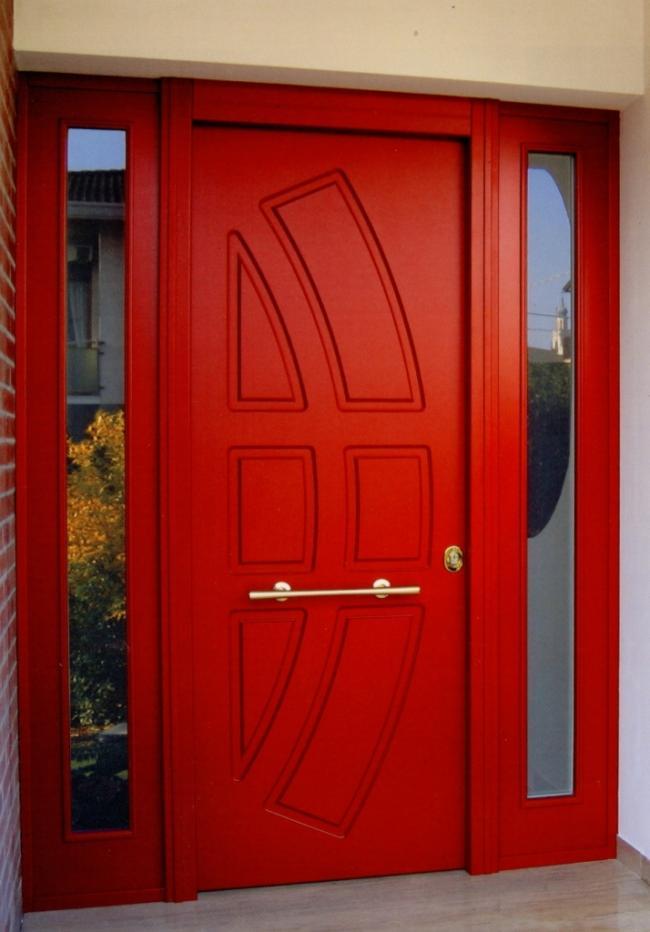 Portoncini d'ingresso in legno e vetro prezzi – Semplice e comfort in una casa di famiglia