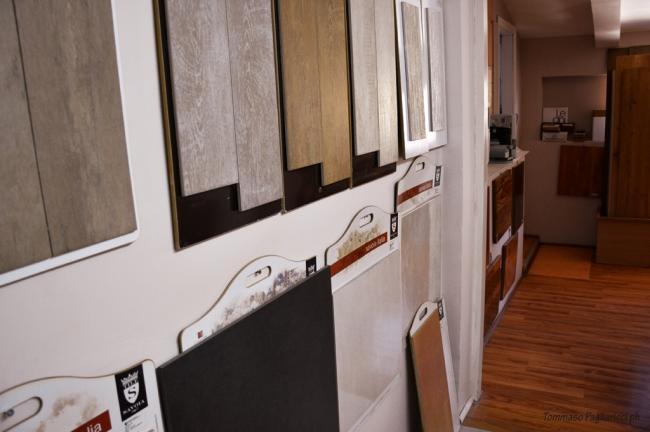 Showroom di pavimenti in ceramica e legno, parquet, laminato a Terni, Amelia, Umbria